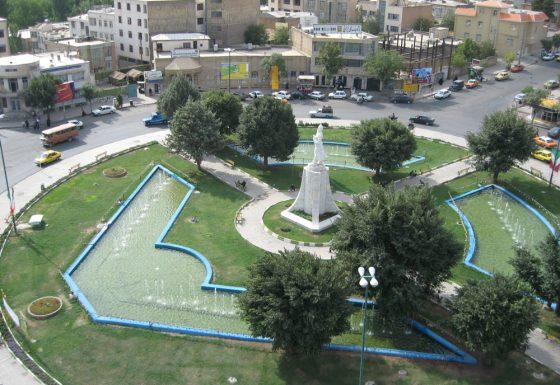 مجتمع مسکونی کرمانشاه