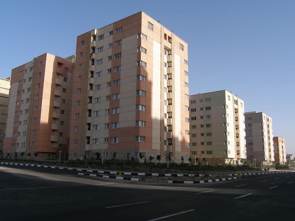 مجتمع مسکونی امیرکبیر