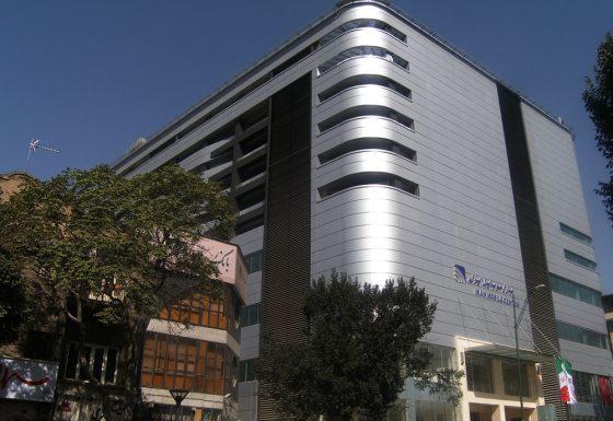 مجتمع تجاری- اداری بازار موبایل ایران
